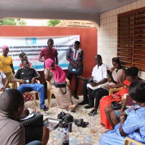 Espace jeunes à la journée portes ouvertes de ONIDS