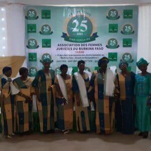 ONIDS au 25ème anniversaire de L'AFJBF