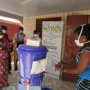 Pour intégrer la lutte contre la COVID19 dans nos interventions, ONIDS formes ses acteurs terrains