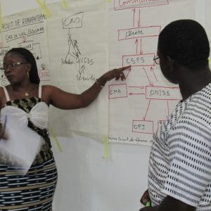 Des para-juristes formés pour vulgariser le cadre juridique de l'avortement au Burkina