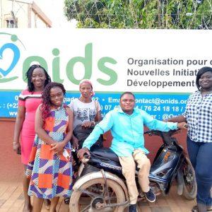 Partenariat ONIDS et Association Action Solidaire