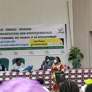 45 ème AG du Secrétariat Permanant des ONG et Association au Burkina