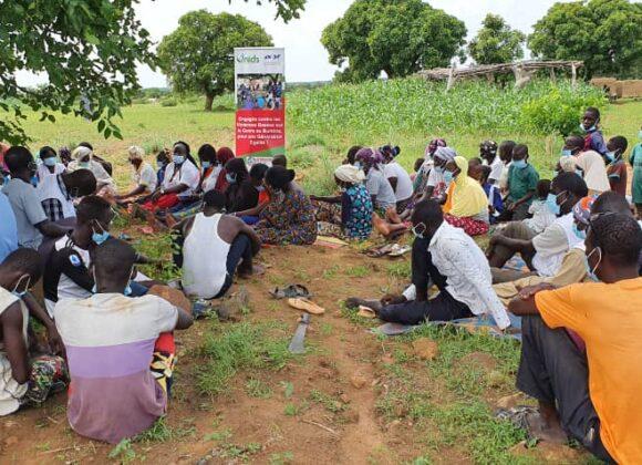 Champ de santé : Quand ONIDS rejoint les populations au champ pour parler de santé