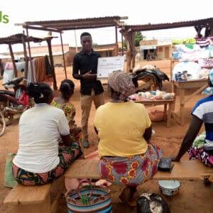 Les Animateurs et Parajuristes de ONIDS Intensifient des Actions de Sensibilisation et de Prise en Charge au Profit de la Population